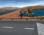 Real moto bike race game highway 2020